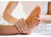 Правильний масаж стоп і литок