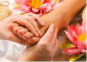 Рефлекторний масаж стоп - теорія