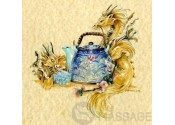 Лечение простуды драконовым чаем