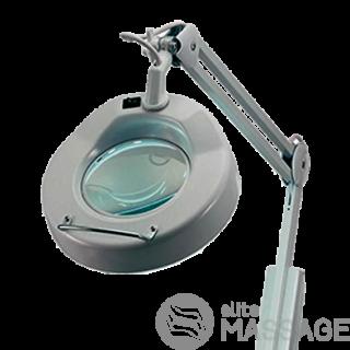 Увеличительная лампа-лупа CQ-8064 на штативе — 3 диоптрии