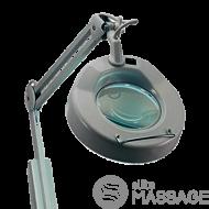 Збільшувальна лампа-лупа CQ-8064 на штативі - 5 діоптрій
