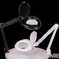 Увеличительная настольная лампа-лупа LS-6016 LED — 3 диоптрии