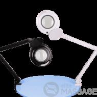 Лампа-лупа настільна 6017 LED 5D