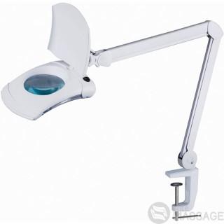 Увеличительная настольная лампа-лупа UMS-L22-8 — 3 диоптрии