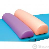 Валик масажний напівкруглий (D16*58*11 см)
