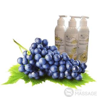 Массажное масло из виноградных косточек (250 мл)