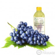 Масажне масло із кісточок винограду (1000 мл)