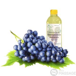 Масло масажне із виноградних кісточок (1000 мл)