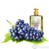 Масажне масло із кісточок винограду (500 мл)