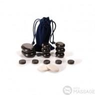 Набір каменів для масажу 16 Pcs Facial Massage