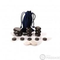 Набор камней для массажа 16 Pcs Facial Massage