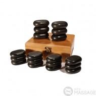 Набір каменів для масажу 18TC