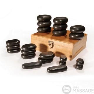 Набір каменів для масажу 28 Pcs Mini Body Massage