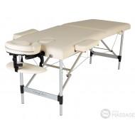 Стол массажный складной алюминиевый MOL