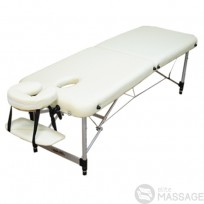 Масажний стіл алюмінієвий LifeGear Duralight