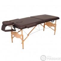 Массажный стол складной буковый Lotos