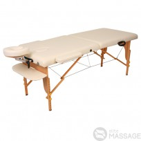 Масажний стіл складний буковий Miracle