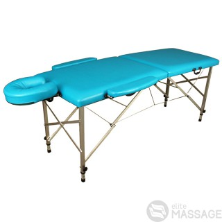 Переносний масажний стіл алюмінієвий Панда