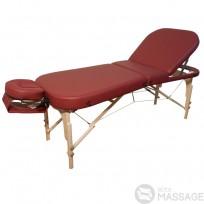 Кушетка для масажу складна букова SM-5-1