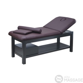 Стіл масажний стаціонарний дерев'яний KO-7