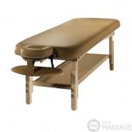 Стол массажный стационарный деревянный KP-9