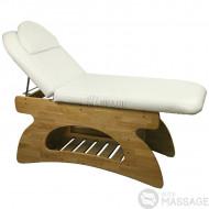 Стіл масажний дерев'яний ZD-853