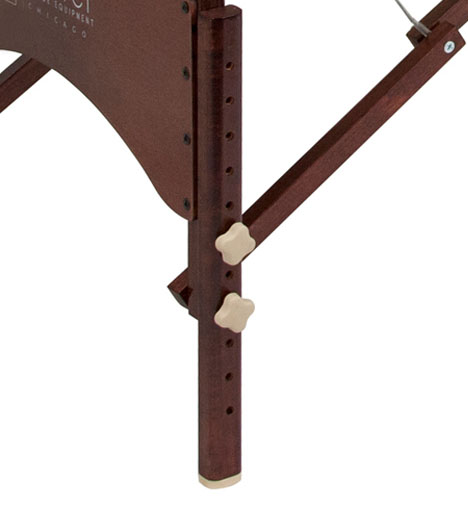Ножки деревянного массажного стола