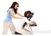 Масажний стілець, як альтернатива масажному столу