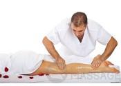 Масажний стіл для антицелюлітного масажу
