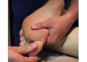 Як робити масаж стоп