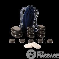 Набір каменів для масажу 16 Pcs Facial Massage (UMS-16TC)