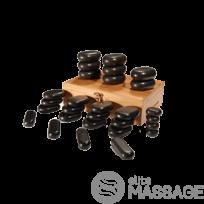 Набір каменів для масажу 28 Pcs Mini Body Massage (UMS-28TC)