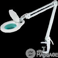 Збільшувальна лампа-лупа CQ-8066 - 3 діоптрії