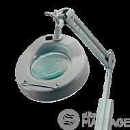 Збільшувальна лампа-лупа CQ-8064 на штативі - 3 діоптрії