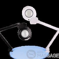 Лампа-лупа настольная 6017 LED 5D
