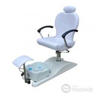 Крісло косметологічне педикюрне SPA-105A
