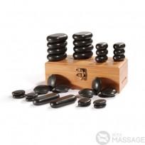 Набор камней для массажа 30 Pcs Feet Massage