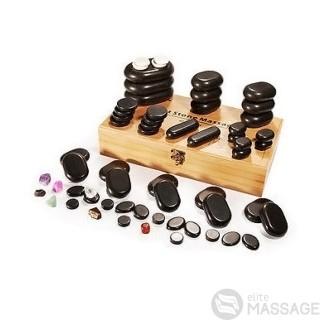 Набір каменів для масажу UMS-60TC