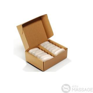 Набор мраморных камней Medium Marble Ovular ML12