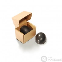 Базальтові камені для масажу Half-Ball MQ2