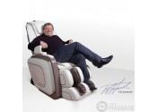 Масажне крісло в масажному кабінеті