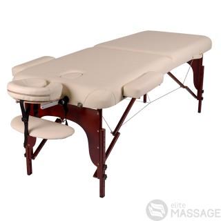Масажний стіл складний буковий BAS