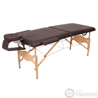 Масажний стіл складний буковий Lotos