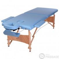 Массажный стол складной буковый Avrora