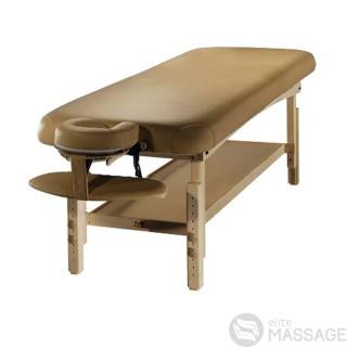 Стіл масажний стаціонарний дерев'яний KP-9