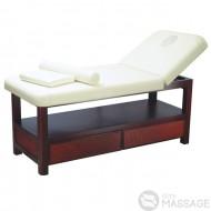 Кушетка масажна дерев'яна ZD-857A